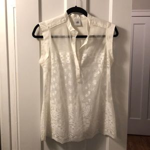 Cabi Lace Shirt